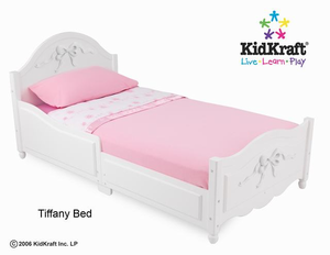 KIDKRAFT Tiffany Toddler Cot - Click to enlarge