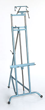 KLOPFENSTEIN PE100  Steel Professional Easel - Click to enlarge