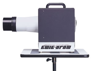 Kopykake Kwik-Draw KD200 Artist Opaque Projector - Click to enlarge