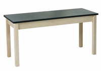 Lab Table - plain - chemsurf top  (Quick Ship)-7