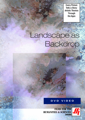 Landscape as Backdrop Video  (DVD)