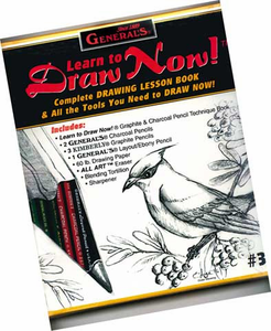 Learn to Draw Now Kit