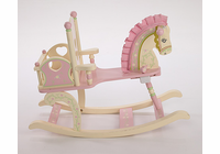 Levels of Discovery ROCK-A-MY-BABY ROCKING HORSE