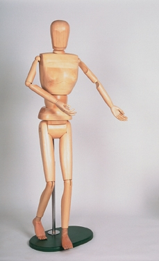 LIFE SIZE FEMALE MANIKIN - Click to enlarge