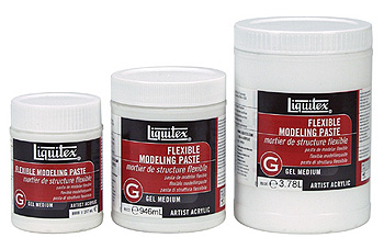Liquitex FLEXIBLE MODELING PASTE 237ml Jar