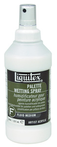 Liquitex PALETTE WETTING SPRAY 237ml Spray Bottle