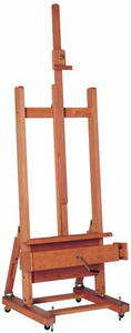 MABEF  Master Studio Easel with Crank