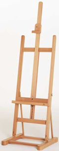 Mabef MBM10 BASIC STUDIO EASEL - Click to enlarge