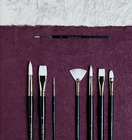 "Madison Art Shop Signature Series Brush - 1/4"" Flat"