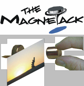 MagneTack (pack of 4) - Click to enlarge