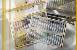 Maimeri ARTISTI SOFT PASTEL 90 COLOUR BEECHWOOD BOX SET - Click to enlarge
