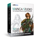 Manga Studio 3 EX   Windows