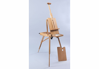 Martin Full Size Rolling Rivera French Sketch Box Easel