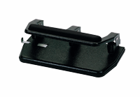 MARTIN YALE Master 40-Sheet 3-Hole Punch  w/ Comfort Padded Handle (Master Pack of 12)