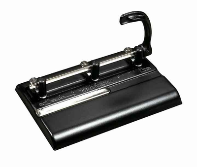 MARTIN YALE Master Adjustable  24-Sheet 3-Hole Punch