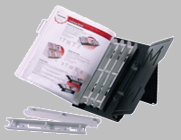 MARTIN YALE Master� Starter Set Catalog Racks {Pkg. of 6}