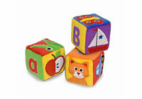 Melissa & Doug ABC Blocks - Plush
