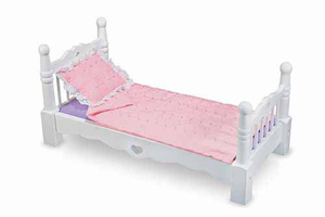Melissa & Doug Bed - Click to enlarge