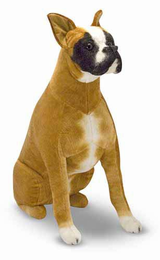 Melissa & Doug Boxer - Plush - Click to enlarge
