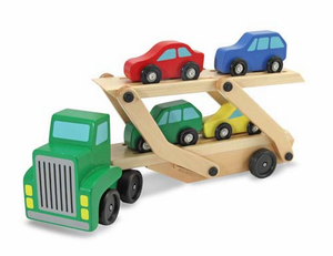Melissa & Doug Car Carrier - Click to enlarge