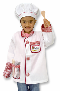 Melissa & Doug Chef Role Play Costume Set - Click to enlarge