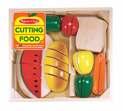 Melissa & Doug Cutting Food Box - Click to enlarge