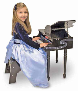 Melissa & Doug Grand Piano - Click to enlarge