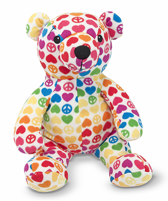 Melissa & Doug Hope Bear - Click to enlarge