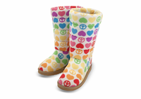 Melissa & Doug Hope Boot Slippers (Large Size)