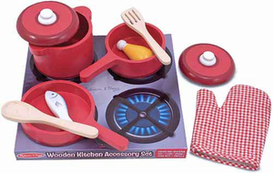 Melissa & Doug Kitchen Accessory Set - Click to enlarge