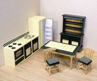 Melissa & Doug Kitchen Furniture - Click to enlarge