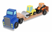Melissa & Doug Low Loader