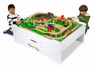 Melissa & Doug Multi-Activity Table - Click to enlarge