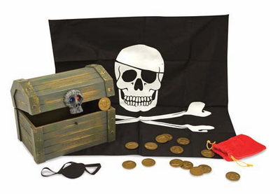 Melissa & Doug Pirate Chest - Click to enlarge