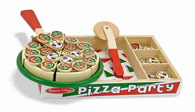 Melissa & Doug Pizza Party - Click to enlarge