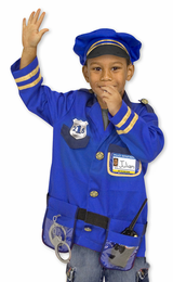 Melissa & Doug Police Officer Role Play Set - Click to enlarge