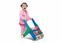 Melissa & Doug Rattle & Roll Push Toy