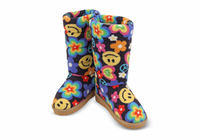 Melissa & Doug Razzle Boot Slippers