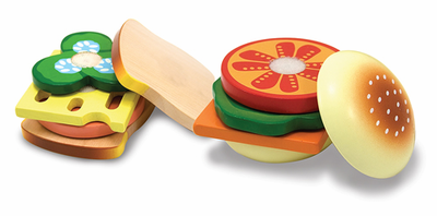 Melissa & Doug Sandwich Making Set - Click to enlarge