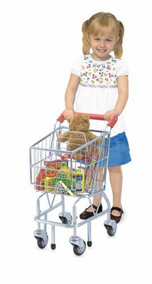 Melissa & Doug Shopping Cart - Click to enlarge