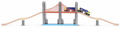 Melissa & Doug Skyline Suspension Bridge - Click to enlarge