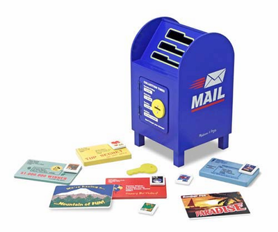 Melissa & Doug Stamp and Sort Mailbox - Click to enlarge