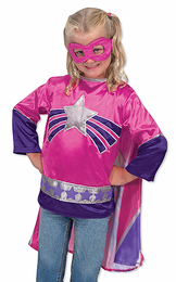 Melissa & Doug Super Heroine Role Play Set - Click to enlarge
