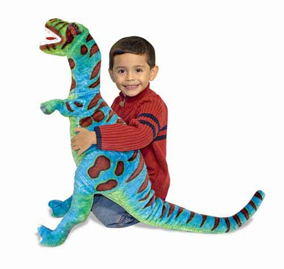 Melissa & Doug T-Rex - Plush - Click to enlarge