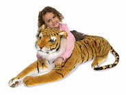 Melissa & Doug Tiger - Plush