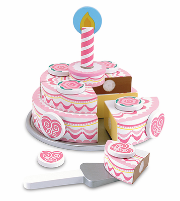 Melissa & Doug Triple-Layer Party Cake - Click to enlarge