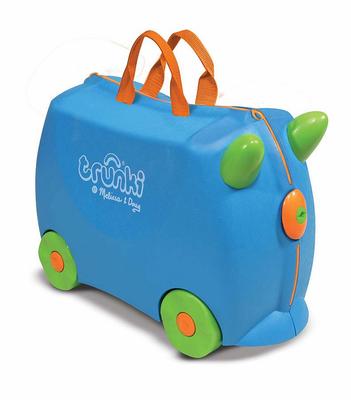 Melissa & Doug Trunki Terrance (Blue) - Click to enlarge