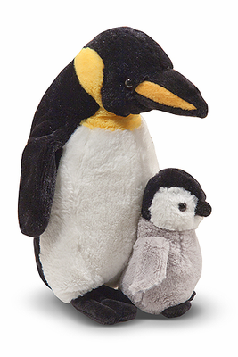 Melissa & Doug Webber Penguin with Baby