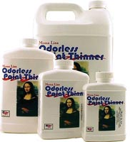 Mona Lisa Odorless Paint Thinner (Brush cleaner)