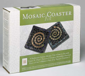 Mosaic Coaster Kit